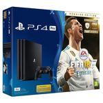 Porovnání ceny AKCE!!! SONY PlayStation 4 Pro - 1TB CUH-7016B + FIFA 18 Ronaldo Edition + PS Plus 14 dní (PS719917267)