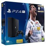 Porovnání ceny AKCE!!! SONY PlayStation 4 Pro - 1TB CUH-7016B + FIFA 18 + PS Plus 14 dní (PS719914365)