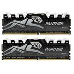 Porovnání ceny Apacer Panther Rage 16GB (2x8GB) 2400MHz / DIMM / DDR4 / CL16 / Unbuffered / Non-ECC / 1.2V (EK.16GAT.GEJK2)