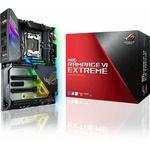Porovnání ceny ASUS ROG RAMPAGE VI EXTREME / X299 / LGA 2066 / 8x DDR4 / 4x PCIEx16 / 6x SATA III / 2x M.2 / Wi-Fi + BT (90MB0U30-M0EAY0)