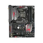 Porovnání ceny ASUS ROG MAXIMUS VIII HERO ALPHA / Z170 / LGA 1151 / 4x DDR4 / 3x PCIEx16 / 3x PCIEx1 / M.2 + 2x U.2 / Wi-Fi + BT (90MB0P50-M0EAY0)