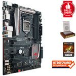 Porovnání ceny ASUS ROG MAXIMUS VIII RANGER / Z170 / LGA 1151 / 4x DDR4 / 3x PCIEx16 / 3x PCIEx1 / M.2 (90MB0LX0-M0EAY0)
