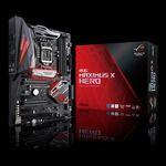 Porovnání ceny ASUS ROG MAXIMUS X HERO / Z370 / LGA 1151 / 4x DDR4 / 3x PCIEx16 / 3x PCIEx1 / 2x M.2 / 9x USB 3.1 (90MB0V30-M0EAY0)