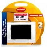 Porovnání ceny Hähnel HL-M1 / Olympus PS-BLM1 / 1500 mAh / 7,2V /Baterie (E61PHH10001981)