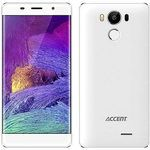 Porovnání ceny Accent NEON Lite LTE bílá / 5 HD / Quad-Core 1.3GHz / 2GB RAM / 16GB / 8MP+5MP / Android 6.0 (8595645500326)