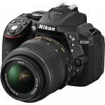 Porovnání ceny Nikon D5300 + AF-P 18-55 VR + 55-200 VR II / 24,2 Mpix / CMOS / 3.2 LCD / černá (VBA370K019)