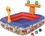 Porovnání ceny Bestway Nafukovací hrací centrum Angry birds s bazénem