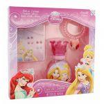 Porovnání ceny Disney Princess Princess EDT dárková sada U - EDT 30 ml + náramek + samolepky na náušnice