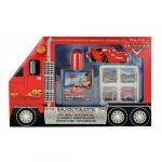 Porovnání ceny Disney Cars EDT dárková sada Poškozená krabička U - EDT 50 ml + klíčenka + 3D samolepky