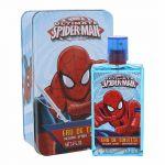 Porovnat ceny Marvel Ultimate Spiderman EDT dárková sada U - EDT 100 ml + plechová krabička