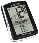 Porovnání ceny Sigma Computer drátový BC 14.16 černá-bílá