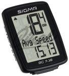 Porovnání ceny Sigma Computer drátový BC 7.16 černá-bílá