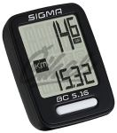 Porovnání ceny Sigma Computer drátový BC 5.16 černá