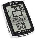 Porovnání ceny Sigma Computer bezdrátový BC 16.16 STS černá-bílá