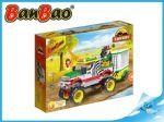 Porovnání ceny BanBao stavebnice Safari jeep se zvířecí klecí 355ks + 3 figurky ToBees