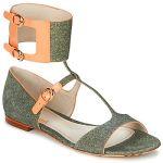 Porovnání ceny John Galliano A65970 Sandály ruznobarevne