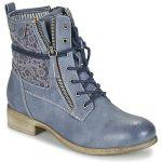 Porovnání ceny Tom Tailor RELOUNI Kotníkové boty Modrá