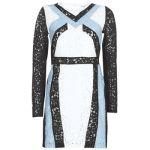 Porovnání ceny Morgan RLIXI Krátké šaty ruznobarevne