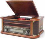 Porovnání ceny Soundmaster NR540 radio s gramofonem / USB/ CD-RW/ MP3 / retro design