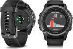 Porovnání ceny Hodinky Garmin Fenix 3 Sapphire HR Optic, šedé ( )