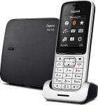 Porovnání ceny SIEMENS GIGASET SL450 - DECT/GAP bezdrátový telefon, barva černá