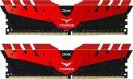 Porovnání ceny TEAM T-FORCE Dark 16GB DDR4 3000MHz / DIMM / CL16-18-18-38 / Red / 1,35V / KIT 2x 8GB