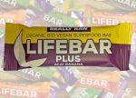 Porovnání ceny Lifefood Lifebar Plus 47 g