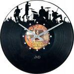Porovnání ceny Designové hudební hodiny design JVD HJ45 - vyrobeno z gramodesky pro hudebníky