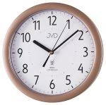 Porovnání ceny Přesné moderní rádiem řízené hodiny JVD RH612.10