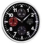 Porovnání ceny Luxusní hodiny JVD seaplane HA15.1 po vzoru chornografových hodinek