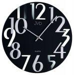 Porovnání ceny Luxusní moderní zrcadlové nástěnné hodiny JVD design HT101.2