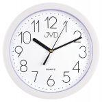 Porovnání ceny Bílé nástěnné netikající hodiny JVD sweep HP612.1