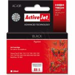 Porovnání ceny Action ActiveJet Ink cartridge Canon BX-3 Bk ref. - 28 ml ACX-3