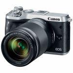 Porovnání ceny Canon EOS M6 Silver + EF-M 18-150 IS STM