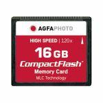 Porovnání ceny Paměťová karta AgfaPhoto Compact Flash 16GB