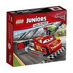 Porovnání ceny Lego JUNIORS Disney Cars 3 10730 Vystřelovač Bleska McQueena