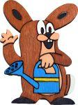 Porovnat ceny DoDo Magnetka s lepíkom Zajac