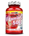 Porovnat ceny Amix Vitamin C 500mg + Rose Hips 125 cps.