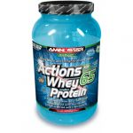 Porovnat ceny Aminostar Whey Protein Actions 65 - 4000g.
