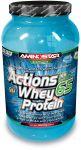 Porovnat ceny Aminostar Whey Protein Actions 65 - 2000g.