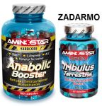 Porovnat ceny Aminostar Anabolic Booster + Tribulus Terrestris 120 cps. ZADARMO