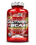 Porovnat ceny Amix L-Glutamine + BCAA 360cps.