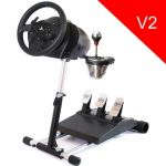 Porovnat ceny NONAME Wheel Stand Pro DELUXE V2, stojan na volant a pedály pro Thrustmaster T300RS, TX, TMX, T150 a T500 T300/TX