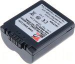 Porovnání ceny Baterie T6 power Panasonic CGR-S006E/1B 7.2V Li-ion 710mAh - neoriginální