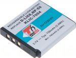Porovnání ceny Baterie T6 power Kodak KLIC-7004 3.6V Li-ion 750mAh - neoriginální