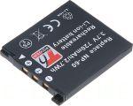 Porovnání ceny Baterie T6 power Casio NP-60 3.7V Li-ion 560mAh - neoriginální