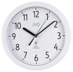 Porovnání ceny Přesné moderní rádiem řízené hodiny JVD RH612.13