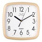 Porovnání ceny Hranaté moderní nástěnné hodiny JVD sweep HP615.10