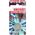 Porovnání ceny MAXELL-CR-2032 Maxell - CR 2032 knoflíková lithiová baterie 3V (1 ks v blisteru)