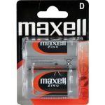 Porovnat ceny R20/2BP-M Maxell - monočlánek velký R20, Zn baterie (cena za 1ks/baleno po 2 ks)